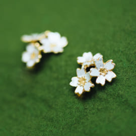 sakura_earrings