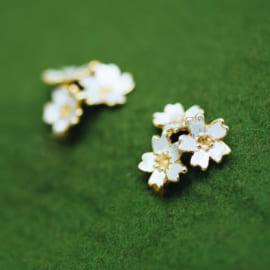 sakura_earrings